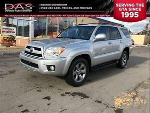 2008 Toyota 4Runner LIMITED LEATHER/SUNROOF