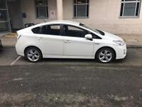 PCO registered Prius for Rent from only £125 a week