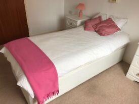 Electric Single Divan Adjustable Bed