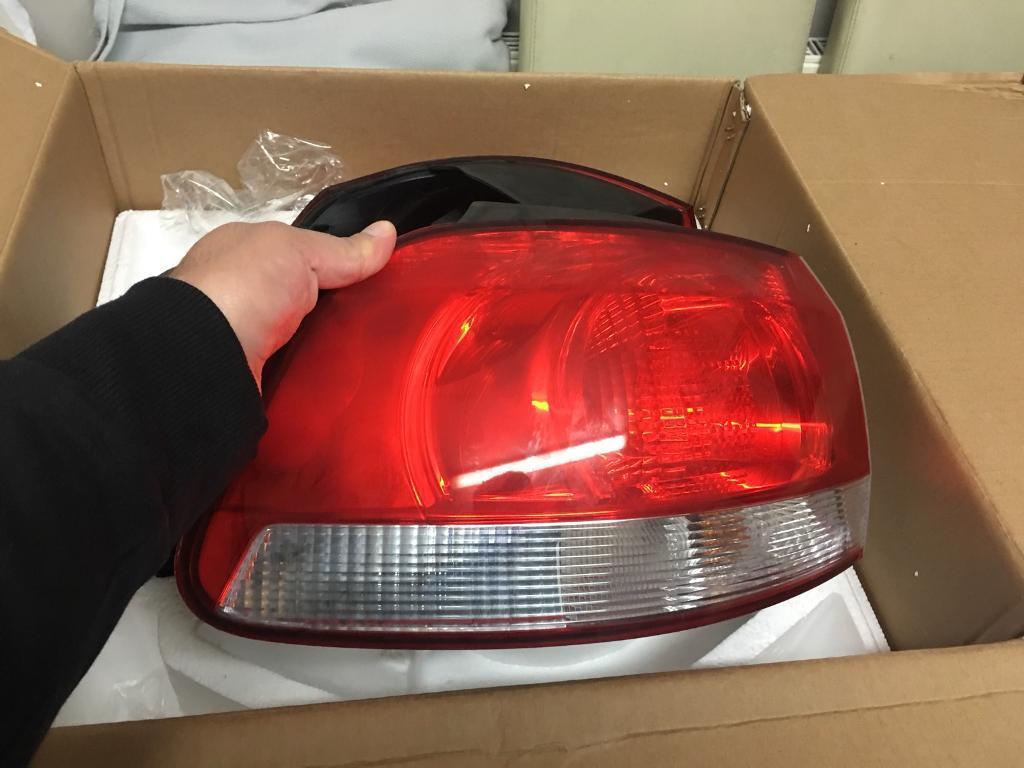 Volkswagen Golf taillights, full set Mk6