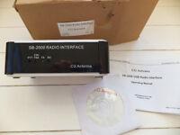 ham radio SB2000 radio interface