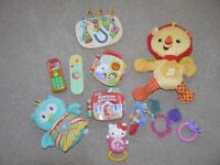 Infant and Baby Toys