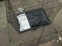 Dog Folding Crate/Cage