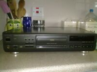 technics cd player sl-pg590 very good condition fully working with remote control