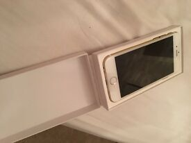 New iPhone 6 16GB gold
