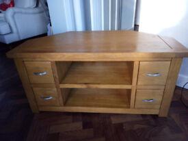 TV Corner Table