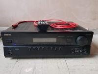 DENON TX-SR508 AV RECEIVER 7.1 HDMI REMOTE AMPLIFIER ZONE2 COAXIAL CABLE