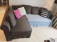 URGENT Ikea MOHEDA sofa-bed / couch bed