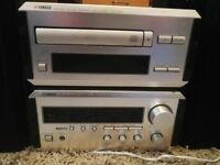 Yamaha Cdx-e100 Home Theater Audio Compact Disc Stereo System CD Player