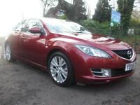 MAZDA 6 2.2d TS2 [163] 5dr NEW SHAEP +AUX CRUISE + NEW SHAPE NEW SHAPE (red) ...