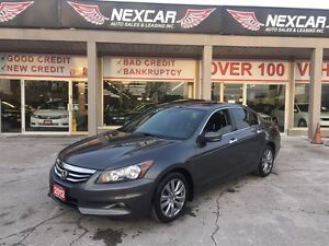 2012 Honda Accord V6 EX-L AUT0 LEATHER SUNROOF 124K