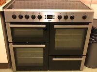 Beko Double Electric Range Oven/Grill