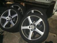 """18"""" Kahn RS-R x4"""