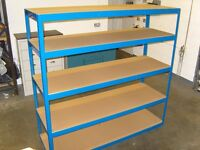 Warehouse Heavy Duty Garage Racking Shelving