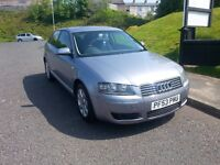 Audi A3 2.0 FSI SE 3dr, Full Service History, *Free Nationwide Delivery