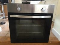 Lamona built in electric oven