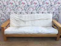 Cream Sofabed