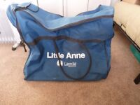 Little Anne Holdall