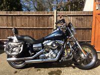 Harley Davidson FXDC Superglide Custom