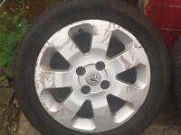 Vauxhall Corsa C SXI Alloy Wheels