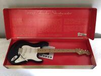 57 Fender Stratocaster scale model