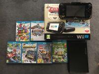 WiiU 32GB Zelda special edition