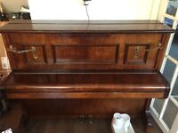 Antique Upright Piano Late 1800s / 19th century