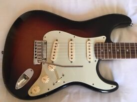 Fender American Deluxe Stratocaster 2013 (60th Anniversary) – Sell, trade or swap