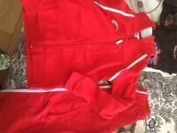 Rainbows uniform hoodie and trousers