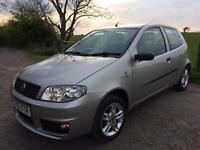 Fiat Punto Active Sport 1.2. Very Low Mileage,Low Insurance, immaculate Condition