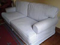 Ikea four seater sleepover sofabed
