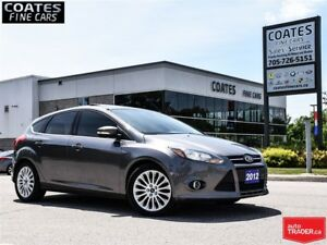 2012 Ford Focus Titanium~4 New Tires~New Brakes Front & Back~