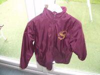 Cove Infant School Raincoat
