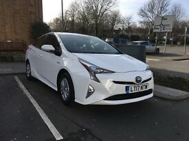 -----PCO HIRE UBER READY PRIUS NEW SHAPE £240 per week including insurance