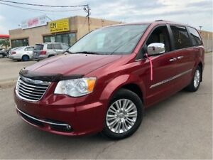 2012 Chrysler Town & Country Limited NAVIGATION MOONROOF LEATHER