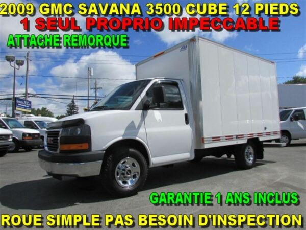 Used 2009 GMC Savana