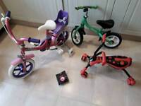SMALL CHILD'S BIKES SCUTTLE BUG BOYS SMALL BOYS SMALL BOYS SOUTHEND ON SEA ESSEX