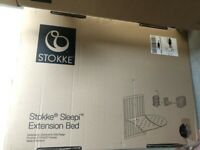 BRAND NEW Stokke sleepi extension bed NATURAL colour