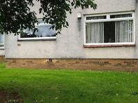 Large 2 Double Bedroom unfurnished ground floor flat Kincaidston Ayr £450 PCM