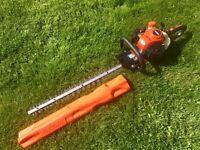 "ECHO HCR-161ES Petrol lightweight hedge trimmer cutter 24"" blade like Stihl HS56"
