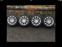 Discovery 4 hse wheels