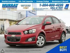 2013 Chevrolet Sonic LT Auto *Satellite Radio, Heated Seats, OnS