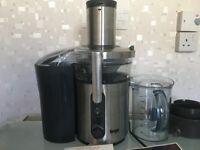 Sage Nutri Juicer Plus by Heston Blumenthal
