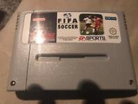 Fifa snes game