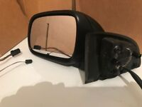 Peugeot 307 CC Left Hand Side Passenger Side Wing Mirror Black from 2005 car only £20