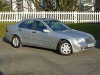 2003 (03) Mercedes-Benz C Class 1.8 C180 Kompressor SE | 12 MONTHS MOT - NO ADVISORIES | AUTOMATIC |