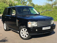 CHEAP - Range Rover 3.0 TD 6 Vogue Automatic Diesel -- Part Exchange OK -- Drives Good