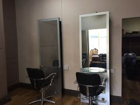 Rent a chair/ booth for hairdresser or barber