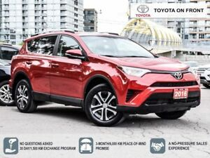 2016 Toyota RAV4 LE Upgrade Toyota Certified