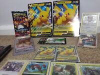 Shining fates bundle - Sealed booster pack + Ultra rares & promos
